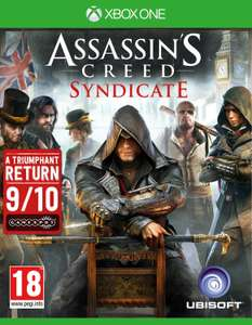 Assassin's Creed Syndicate (Xbox One & PS4) £10.00 @ Tesco & Amazon (Xbox Only)