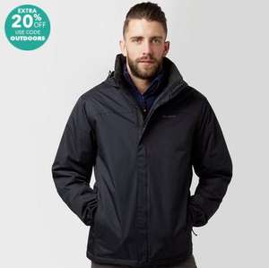 Extra 20% off Peter Storm & Eurohike @ Millets  - Including Men's / Women's Kid's jackets, footwear and more - EG Boys' Peter II Waterproof Jacket £12 / £1 C&C (See OP For More)
