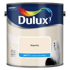 B&Q - All Dulux Standard Color Emulsion £10