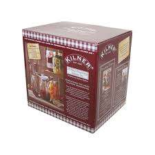 KILNER 10 piece preserving starter set £6 @ Sainsbury's - Derby