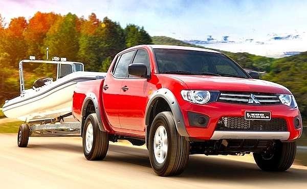 Mitsubishi L200 Diesel Double Cab DI-D 178 Warrior 4WD PCH £2280 + 17 * £120/pm £360 Admin Fee 8k miles/pa £4680 @ Vehicle Savers