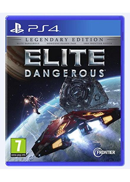 Elite Dangerous: Legendary Edition [PS4] £27.85 @ Base