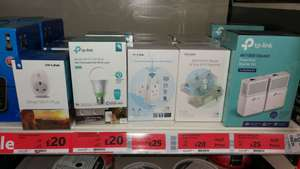 Sainsburys TP-Link Sale. Cheaper than Amazon. In-store and online £20