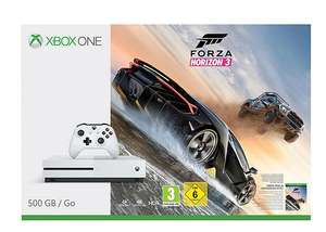 Xbox One 500GB + Forza Horizon 3 + Fallout 4 + Destiny 2 + Halo Wars 2 £187.99 @ Tesco Direct