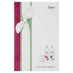 Pack of 3 Dove Bliss Booster Duo Gift Set £4.93 prime / £9.68 non prime @ Amazon