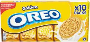 Oreo Cookies (10 x 22g) was £1.91 now £1.00 @ Morrisons