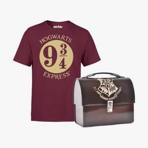 Preorder - Men's / Women's Harry Potter Magical Bundle £8.99 - £1.99 del (if under £10) @ IWOOT