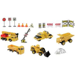 Chad Valley Construction Vehicles Construction Set £2.99 from the Argos Shop on ebay with Free Delivery