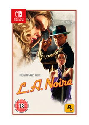 LA Noire (Nintendo Switch) £29.99 Free UK Delivery @ Base
