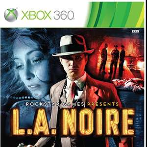 LA Noire - Xbox 306 - £10.89 (plus £1.03 del) @ Amazon (sold by Music Magpie)