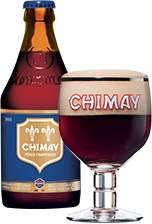 CHIMAY BLUE 33cl Premium Trappist Belgian Ale (reviewed 100% on Ratebeer) 4 for £8.48 in Tesco