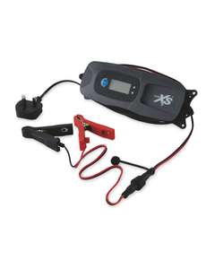 AutoXS Car/Motorcycle Battery Charger £13.99 @ Aldi