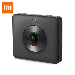 Xiaomi Mijia Mi Sphere International Edition (3.5k 360 camera) GearBest Flash Sale £159.85 (slightly less if using no foreign fees card)