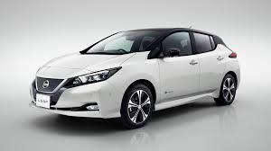 Nissan Leaf 4 day test drive