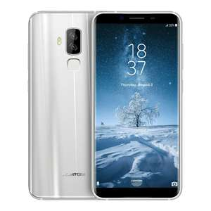 "HOMTOM S8 Smartphone 4G 5.7"" HD  Screen 18:9 Ratio MTK6750T Octa Core 4GB 64GB 16.0MP 5.0MP Dual Rear 13.0MP Front Cam Cellphone - £126.14 @ HomTom Store / AliExpress"