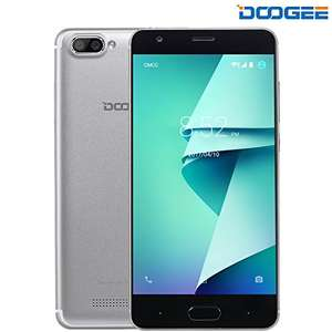 DOOGEE X20L Dual SIM Free Smartphones, 4G 7.0 Android  £55.24 @ Sold by DOOGEE Official Store and Fulfilled by Amazon lightning deal