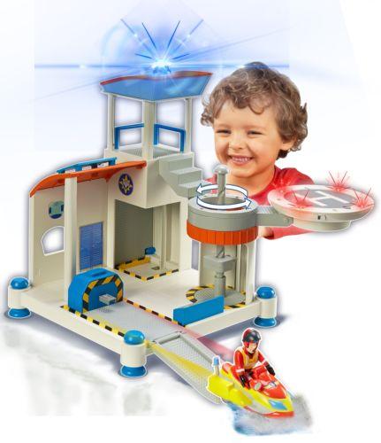 Fireman Sam Ocean Rescue Playset - £15.99 @ Argos eBay