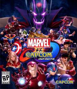 Marvel vs Capcom Infinite (PC, Steam) @ CDKEYS - £20.49