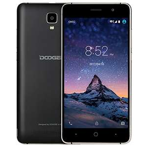 Unlocked, DOOGEE X10 3G Dual SIM 8GB ROM Android phone - £41.89 @amazon DOOGEE Official Store and Fulfilled by Amazon