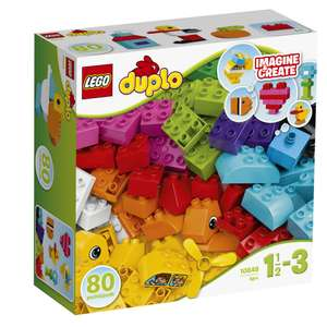 LEGO DUPLO - My First Bricks - 10848 - £13 @ Asda George (C&C)