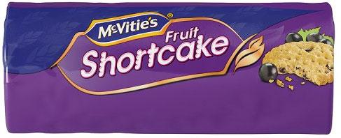 McVitie's Fruit Shortcake (200g) was £1.11 now 50p @ Morrisons