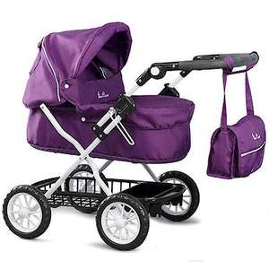 Silver Cross Ranger Junior Doll's Pram (Ages 3 to 7) was £44.99 now £24.99 @ The Entertainer