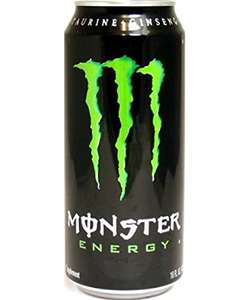 3 Cans of Original Monster £1.20 at Farmfoods