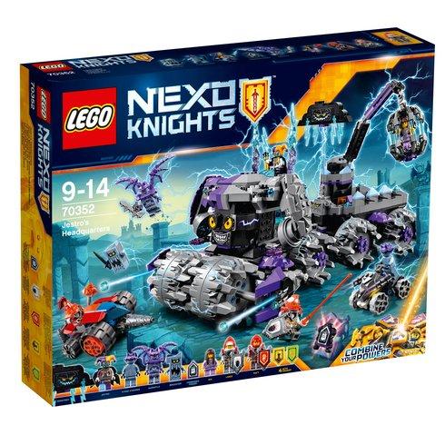 Lego Nexo Knights Jestro's HQ - £56.49 @ Smyths