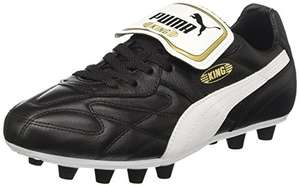 Puma Men's King Top M.i.i Fg Football Boots - Selected Sizes £35 @ Amazon