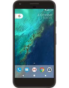 Google Pixel XL 32gb (Term - £574) using code @ mobiles.co.uk