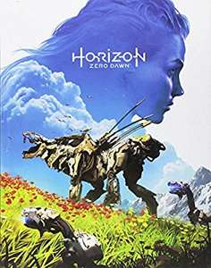 Horizon Zero Dawn Collector's edition game guide £10 @ Game. in-store only