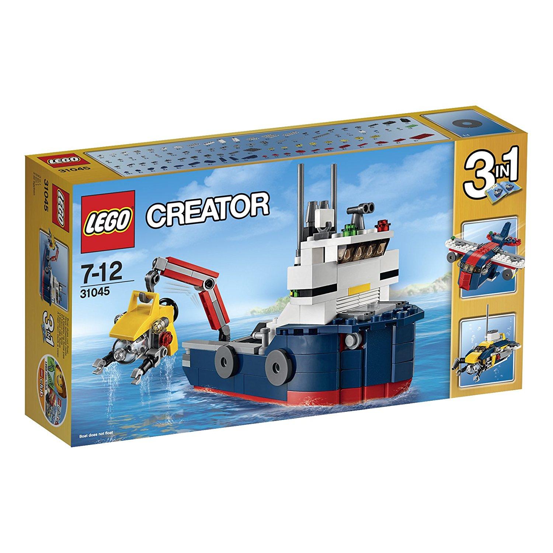 Lego creator 31045 Ocean Explorer 8.31 (Prime) Amazon