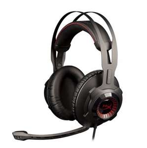 HyperX Cloud Revolver Pro Gaming Stereo Headset for PCs/Xbox One/PS4/Wii U/Mac - Black  £58.99 @ Amazon