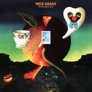 Nick Drake, Pink Moon on CD £3 at Sainsburys