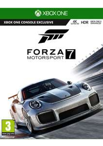 Pre-Order Forza Motorsport 7 Xbox One £37.85 @ Simply Games