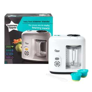Tommee tippee steamer blender now £60 @ Ocado (+ delivery)
