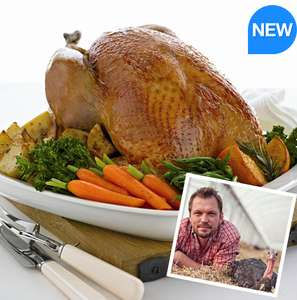 Pre Order your Christmas Turkey from Costco - beat the rush ;) - No VAT £45.99 @ Costco