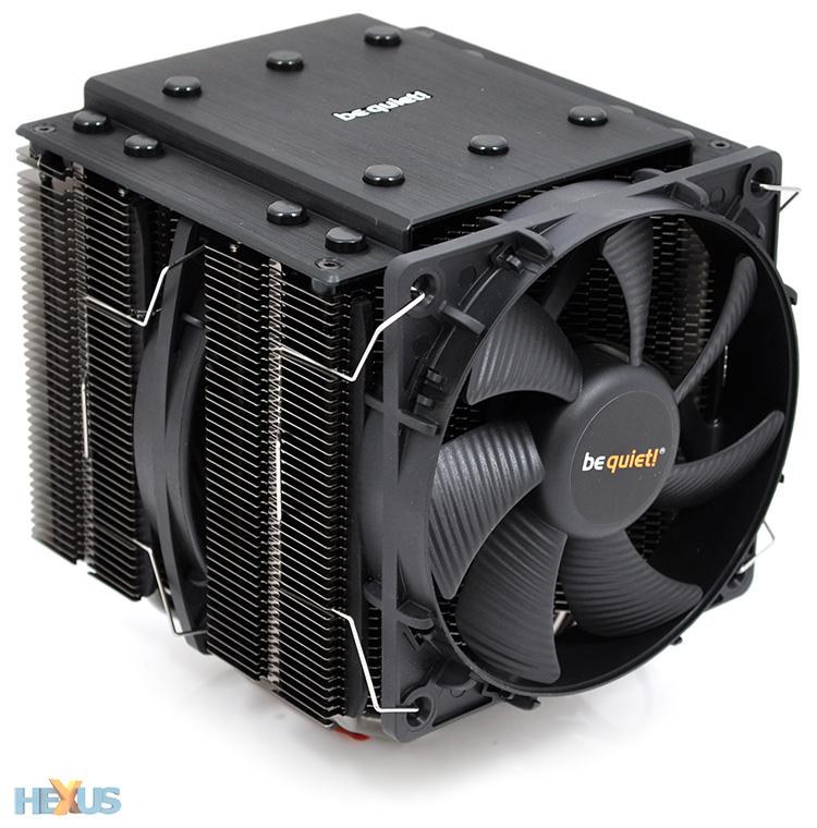 Be Quiet Dark Rock Pro 3 CPU Cooler - £50.38 delivered @ Novatech