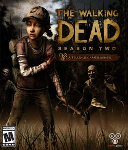 The Walking Dead - Season 2 Steam CD Key £3.69 @ MMoga
