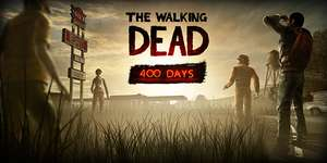 The Walking Dead: 400 Days DLC Steam CD Key £1.11 @ Kinguin