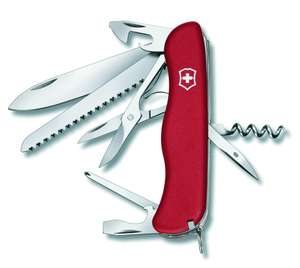 Victorinox Outrider Swiss Army, cheapest ever £23.99 @ Amazon