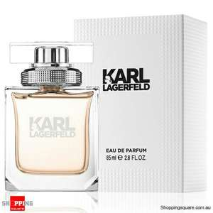 Eau de Parfum. Karl Lagerfeld women's 85ml. Free delivery. All Beauty for £21.95