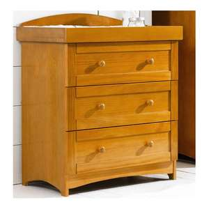Three drawer dresser in Antique - was £99.99 at Toys R Us for £49.99