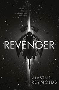 Latest offering from Alastair Reynolds - for 99p !  Revenger Kindle Edition @ Amazon