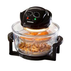 Daewoo Halogen Air Fryer Low Fat Oven with 12L Capacity - £29.99 free C+C @ Robert Dyas