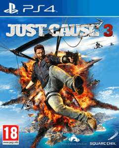 (GAME) Preowned PS4 Games Double Pack: Just Cause 3 & The Order: 1886 for £15