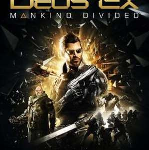 Deus Ex: Mankind Divided @cdkeys (steam) £7.99