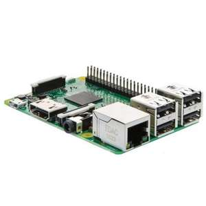 Raspberry Pi Model 3 B Motherboard - £25.48 (with code) @ Gearbest