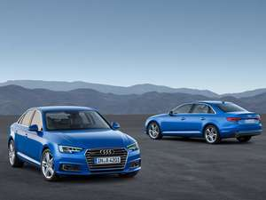 Audi A4 Saloon 1.4T FSI S Line 4dr [Leather/Alc] £186.44 per month + £1677.96 initial rental over 2 year contract @ Vehicle Savers
