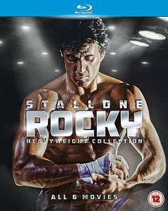 Rocky on bluray £19.50 Delivered @ JDWilliams